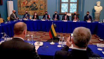 Spotkanie premierów Litwy i Polski