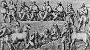 Spotkanie tzw. Rady germańskiej