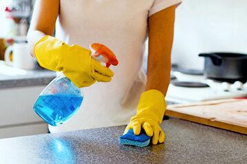 Sprzątanie (zdj. ilustracyjne)