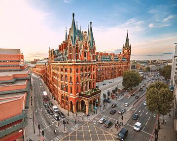 St. Pancras w Londynie