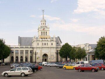 Stacja kolejowa Brześć Centralny