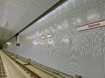 Stacja metra Targówek
