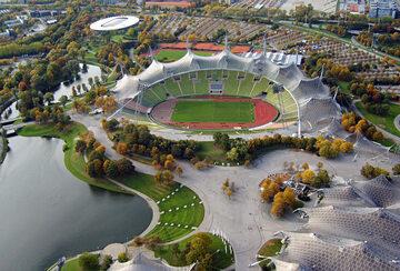 Stadion Olimpijski w Monachium