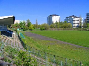 Stadion przy Potockiej 1