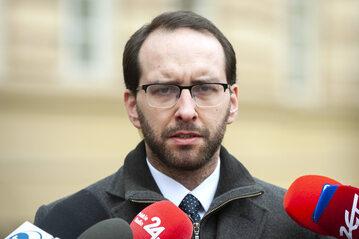 Stanisław Żaryn, rzecznik prasowy Ministra Koordynatora Służb Specjalnych