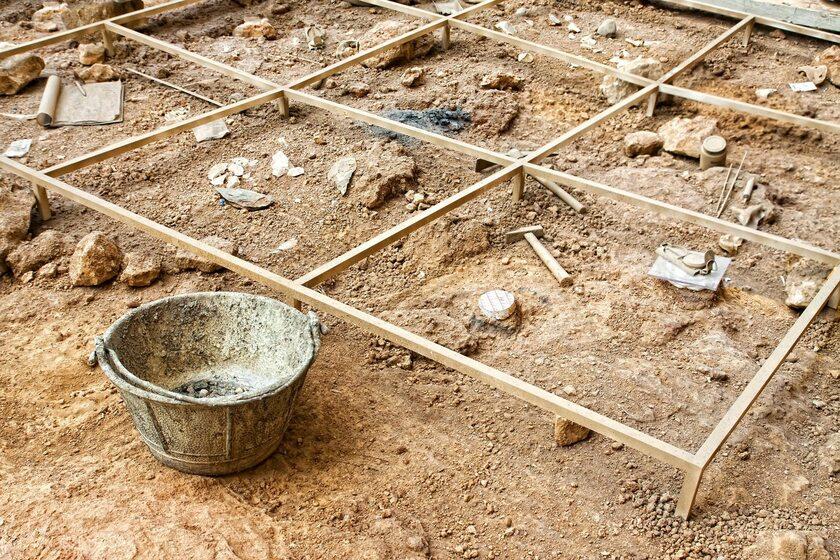 Stanowisko archeologiczne, zdj. ilustracyjne