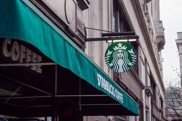 Starbucks, zdjęcie ilustracyjne