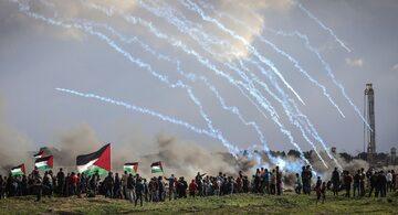 Starcia w Strefie Gazy, jakie miały miejsce na początku marca