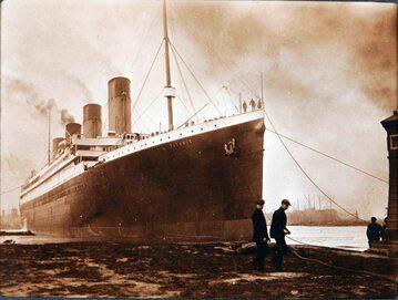 Statek Titanic