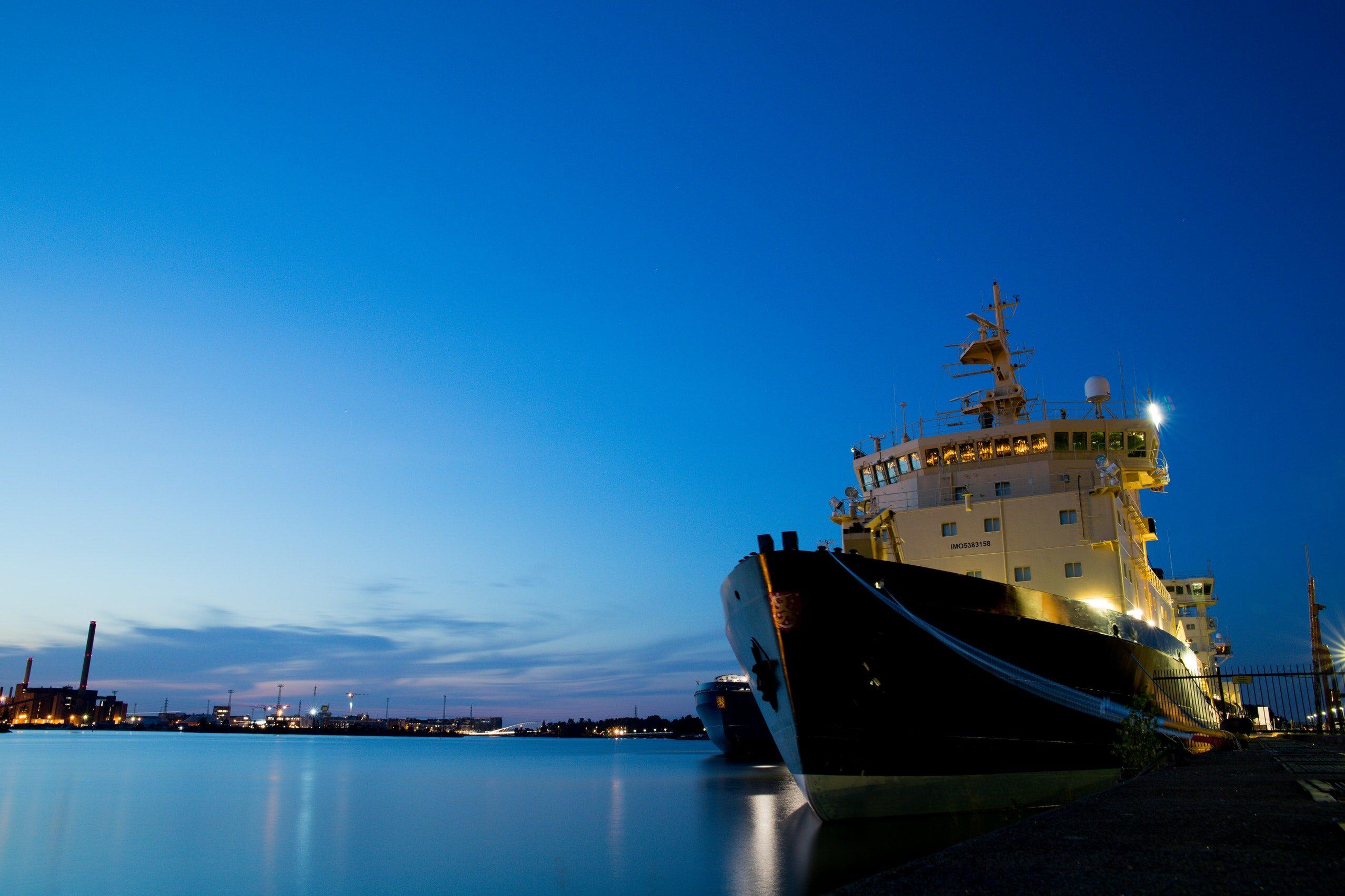 Statek, zdjęcie ilustracyjne