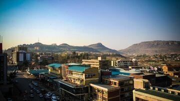 Stolica Lesotho, Maseru