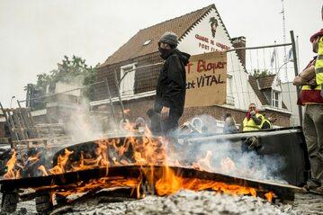 Strajk we Francji