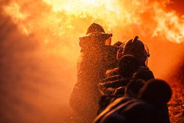 Strażacy (zdj. ilustracyjne)