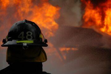 Strażak, zdjęcie ilustracyjne