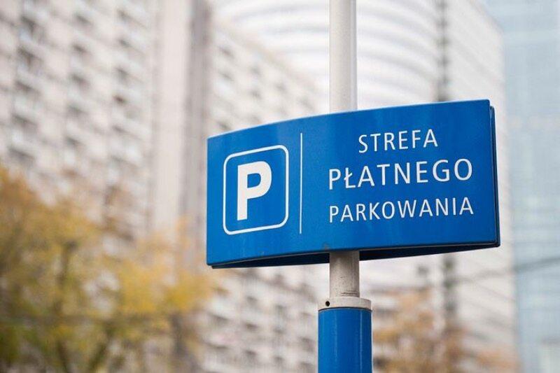 Strefa Płatnego Parkowania Niestrzeżonego