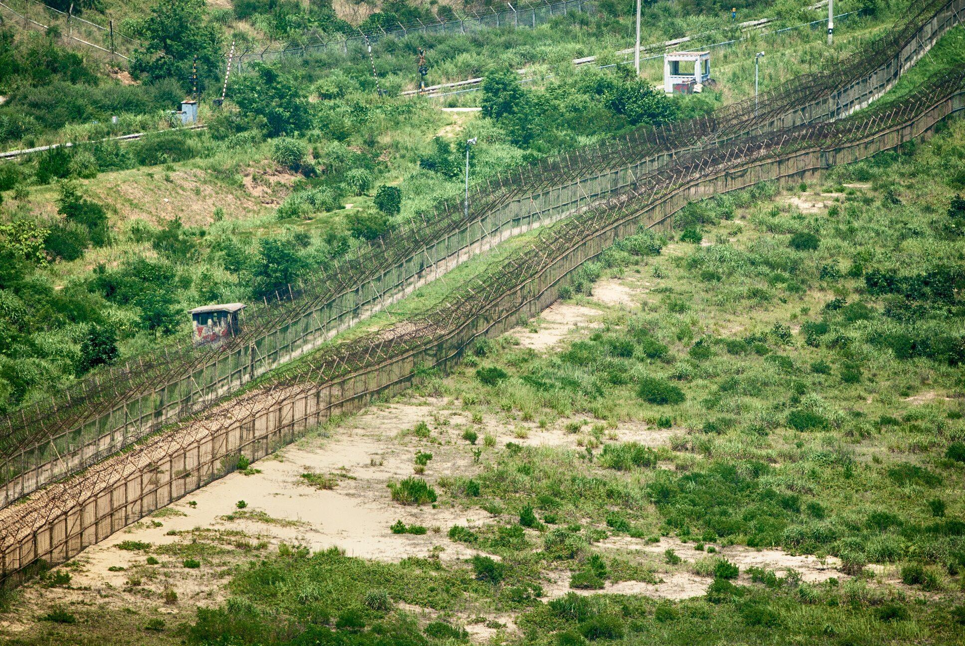 Strefa zdemilitaryzowana pomiędzy Koreą Północną i Koreą Południową