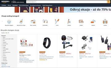 Strona Amazon.pl – 2 marca