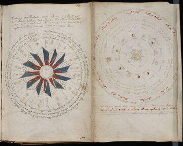 Strona z manuskryptu Wojnicza
