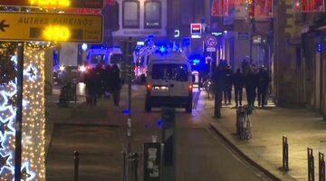 Strzelanina w Strasburgu