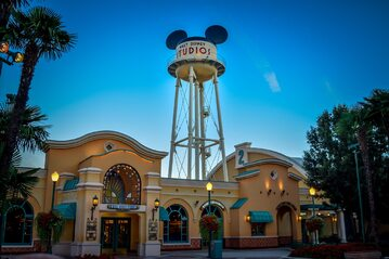 Studio Disneya
