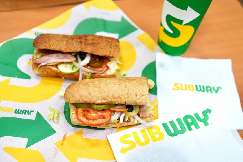 Subway, zdj. ilustracyjne