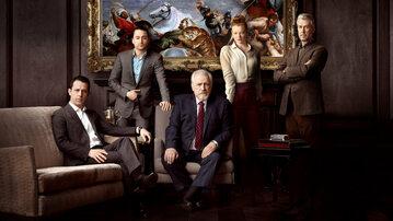 """""""Sukcesja"""" - serial produkcji HBO"""