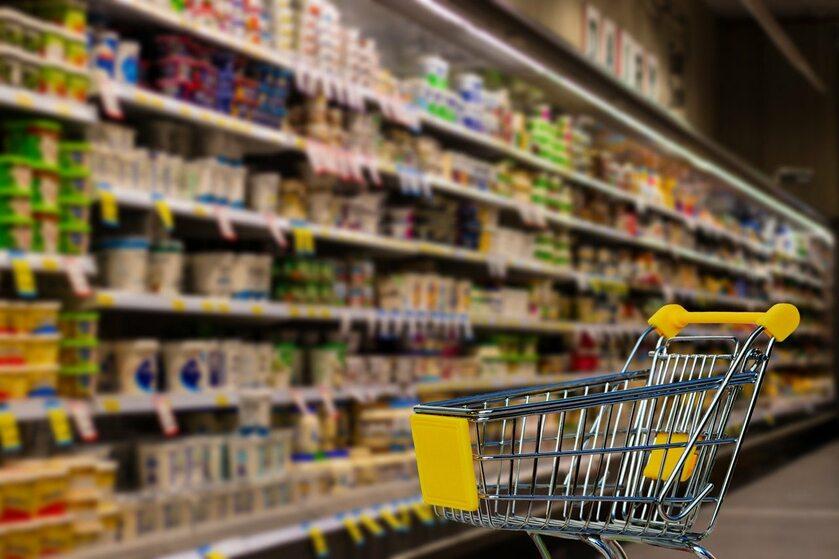 Supermarket, zdjęcie ilustracyjne