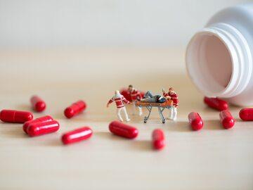 Suplementy diety, zdjęcie ilustracyjne