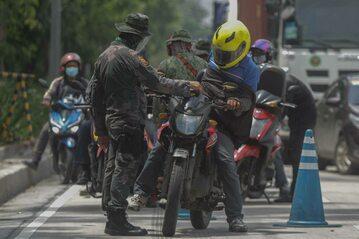 Surowe restrykcje na Filipinach, zdj. ilustracyjne