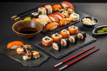 Sushi, zdjęcie ilustracyjne