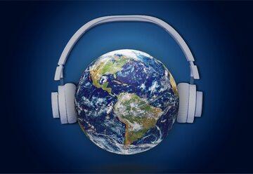 Świat dźwięków, zdjęcie ilustracyjne