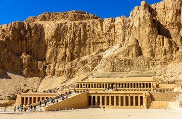Świątynia Hatszepsut w Deir el-Bahari