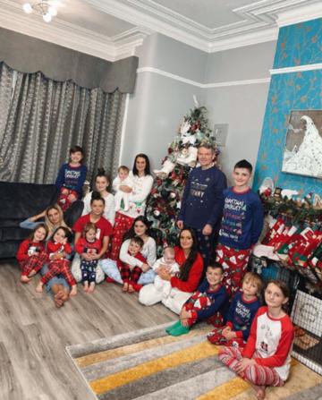 Święta 2020 w rodzinie Radfordów