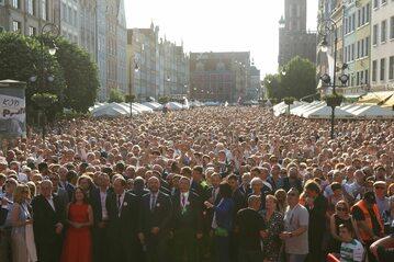 Święto Wolności i Solidarności w Gdańsku