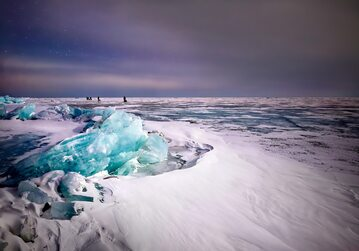 Syberia, zdjęcie ilustracyjne