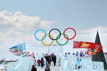 Symbol Igrzysk Olimpijskich, Perm 2014