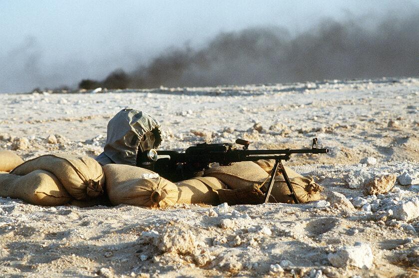 Syryjski żołnierz