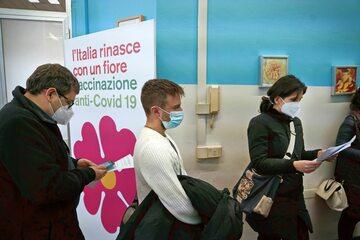 Szczepienia we Włoszech (zdj. ilustracyjne)