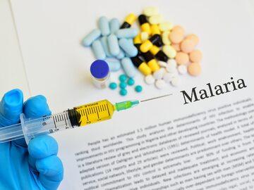 Szczepionka na malarię