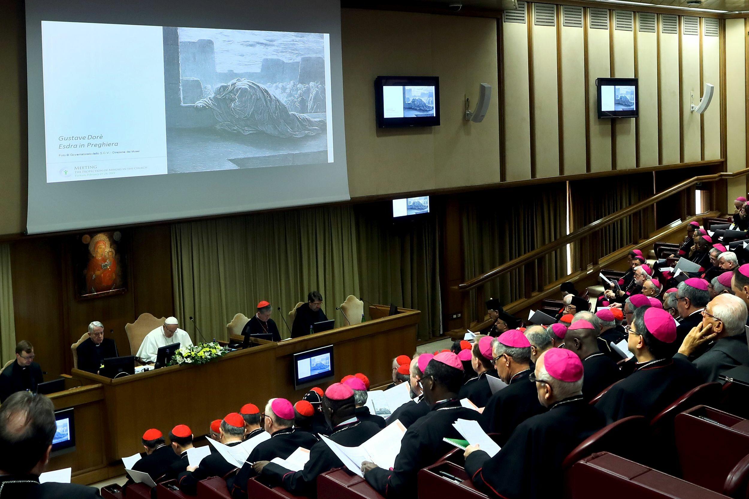 Szczyt dotyczący pedofilii w Kościele