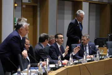 Szczyt w Brukseli