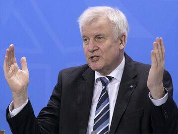 Szef CSU Horst Seehofer