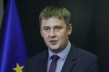 Szef czeskiego MSZ Tomáš Petříček