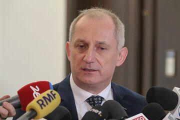 Szef Klubu Parlamentarnego PO Sławomir Neumann
