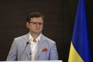 Szef MSZ Ukrainy Dmytro Kułeba