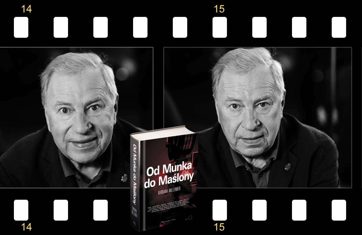 """Szkice (auto)biograficzne.  Recenzja """"Od Munka do Maślony"""" Barbary Hollender"""