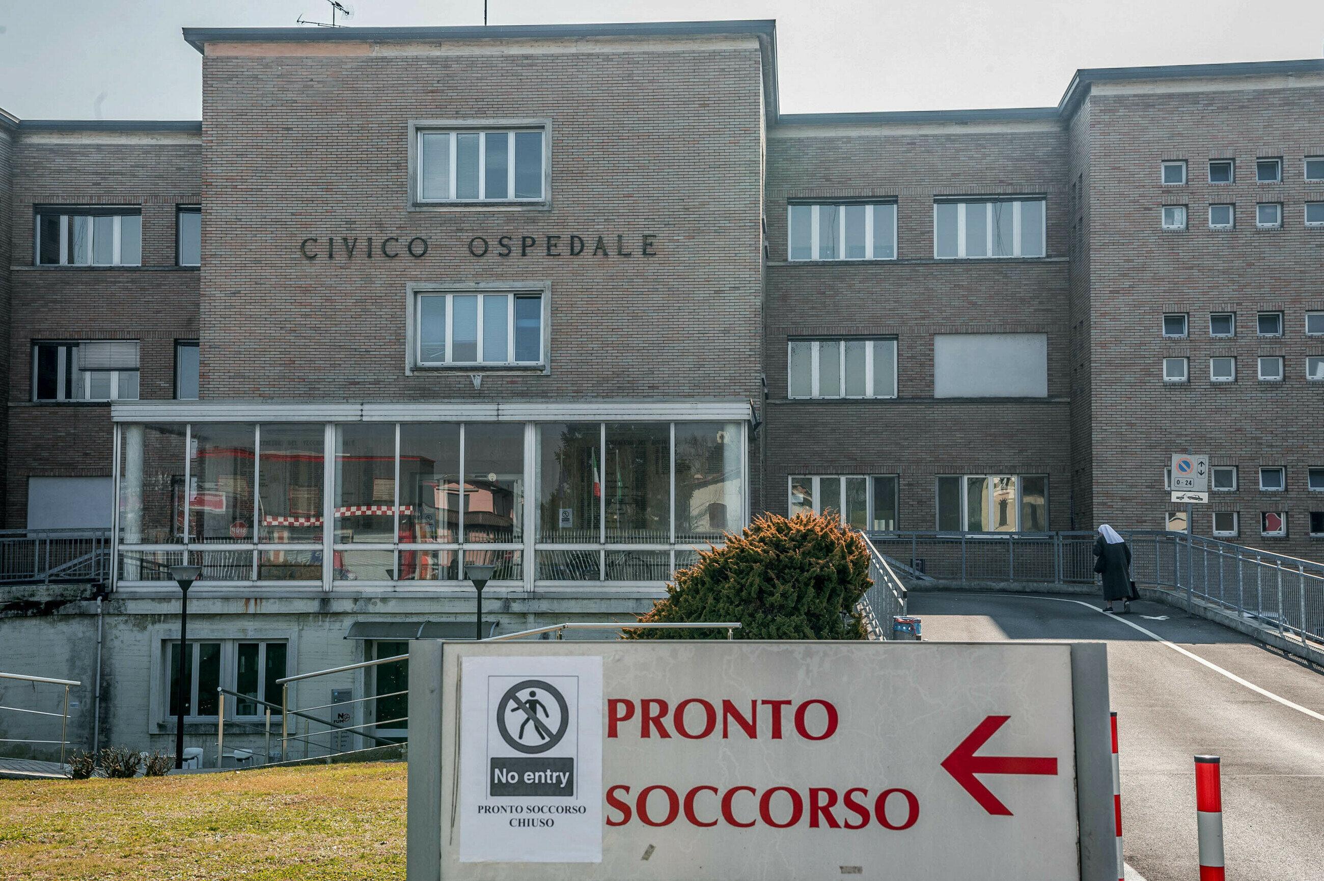 Szpital w Codogno