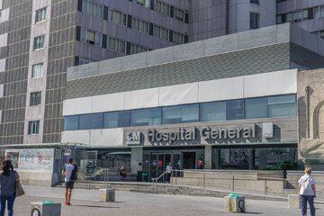 Szpital w Hiszpanii