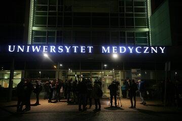 Szpital, w którym przebywa Paweł Adamowicz