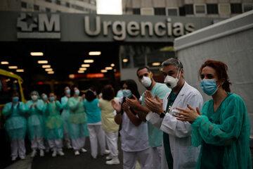 Szpital w Madrycie